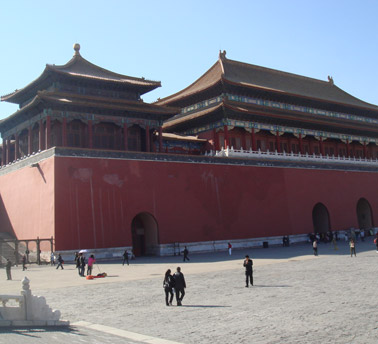 故宫重檐庑殿及重檐攒尖项目