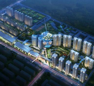 北京市昌平区东小口镇住宅混合公建用地(配建公共租赁住房)项目