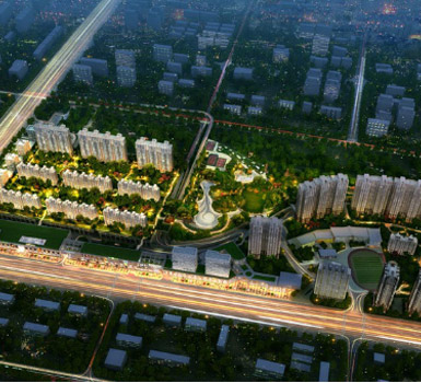 平西府项目一期工程及二期公租房工程