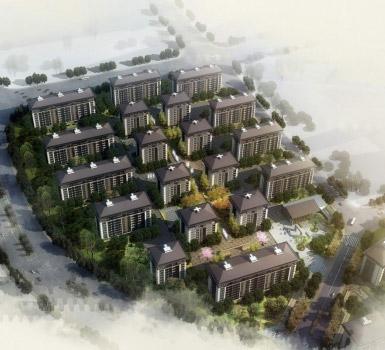 北京万湖如园项目C1地块