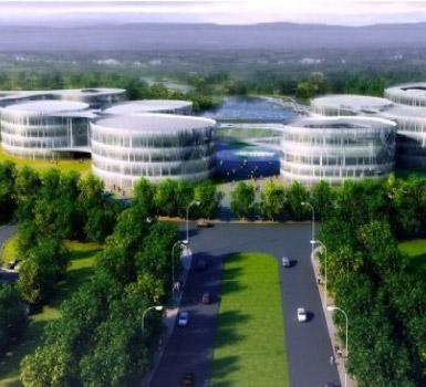 中关村生命园生物技术研发中心工程