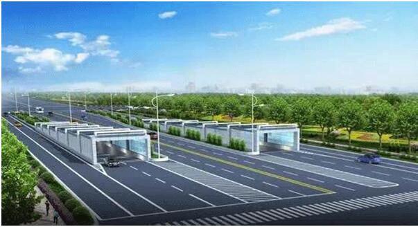 武汉王家墩中央商务区地下交通环廊一标段、二标段
