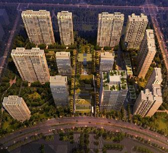 北京首创硅谷一号项目